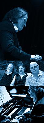 Bild: Richie Beirach - The New Trio