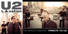 Bild: L.A.Vation - The World's Greates Tribute to U2