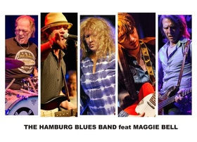 Bild: The HAMBURG BLUES BAND - feat. Maggie Bell & Krissy Matthews