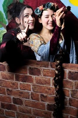 Rapunzel - Bezauberndes Märchentheater für Kinder ab 3 Jahren!