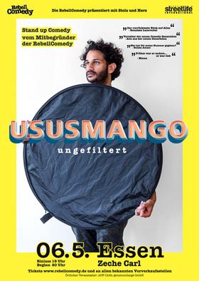 USUS MANGO - Ungefiltert