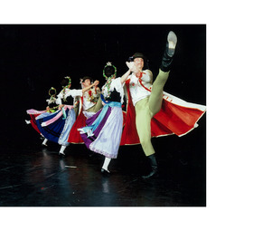 Bild: Theaterreihe des Volksbildungsrings Bad Arolsen 2017/2018 - Tanzfreude Moja Reja - Foklore der Sorben