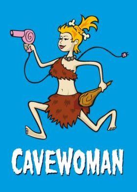 Bild: Cavewoman - Praktische Tipps zur Haltung eines beziehungstauglichen Partners