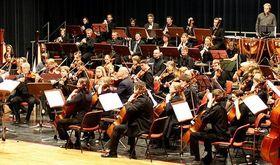 """Bild: Neujahrskonzert - """"Klänge der Freude""""                                                               Festliche Werke von Bach bis Wagner"""