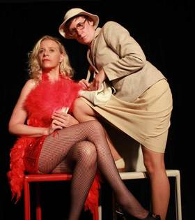 Eva & Lillith - Eine hinreißend mythologische Komödie von Johannes Galli
