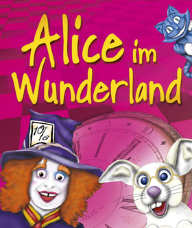 Bild: Alice im Wunderland - Theater an der Marschnerstraße