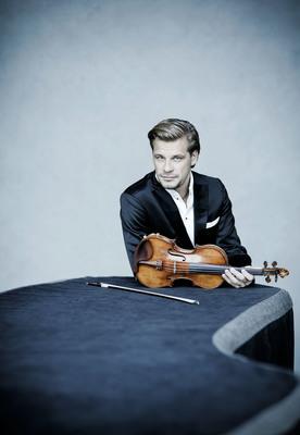 Bild: Weihnachtskonzert in der Philharmonie - Mendelssohn Violinkonzert I Händel Wassermusik