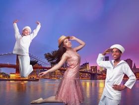 Bild: Welcome to the town - Tanz und Musik aus der goldenen Musical-Ära