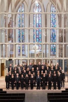 Bild: J.S. Bach - Weihnachtsoratorium - Kantorei St. Martin