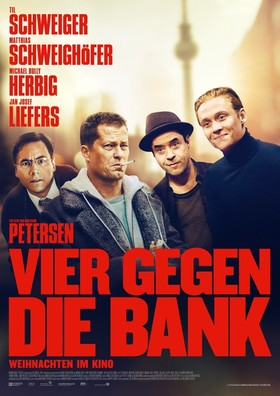 Bild: Vier gegen die Bank