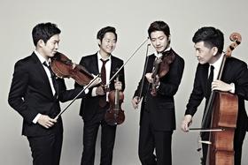Bild: Novus String Quartet feat. Yeol Eum Son