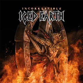 Bild: ICED EARTH - Incorruptible Tour 2018
