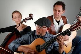Bild: Konzert am Neckar: Saitenwechsel - Michael Busch & Trimelli - SAITENWECHSEL - Elbe trifft Neckar Zweiter Abend: Trio Trimelli