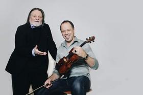 Bild: Richie Beirach & Gregor Hübner Duo
