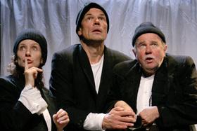 Bild: Die Legende vom heiligen Trinker - Ernst Konarek, Lisa Wildmann & Wolfgang Seidenberg