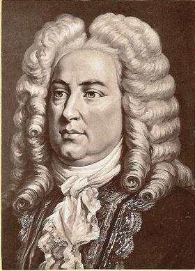 Bild: Georg Friedrich Händel: