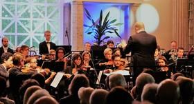 Kur-Sinfonieorchester Bad Nauheim - Neujahrskonzert im Stile der Wiener Philharmoniker