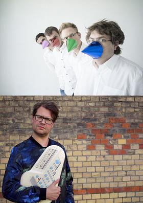 Nachgewürzt - Kabarettshow mit Liveband - zu Gast: C. Heiland