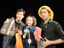 Bild: Tauschrausch - Mirjam Woggon, Helge Thun, Jakob Nacken