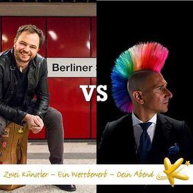 Bild: Kabarett Bundesliga 2017/18 - Paco Erhard vs. Andreas Thiel