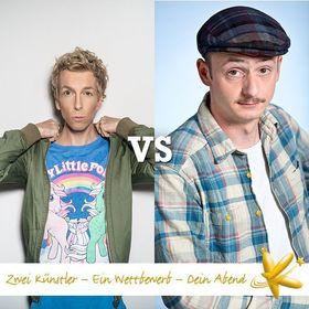 Bild: Kabarett Bundesliga 2017/18 - Marcel Mann vs. Stefan Danziger