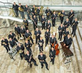 Bild: Polizeiorchester Niedersachsen - Benefizkonzert
