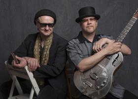 Bild: Joe Filisko & Eric Noden ( USA) - Lebende Legenden des Blues