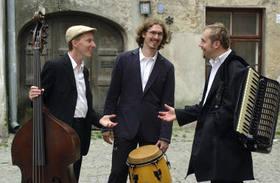 Bild: Global Shtetl Band - Jüdische Kulturtage