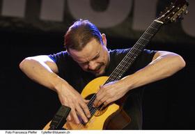 Bild: Jazzclub Nr. 41: Uwe Kropinski - Solo