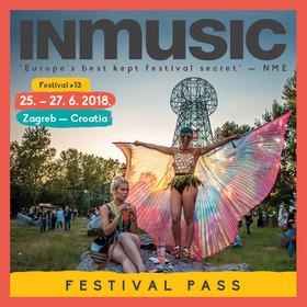 Bild: INmusic Festival 2018 - Festival Ticket