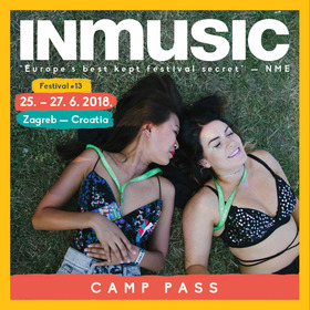 Bild: INmusic Festival 2018 - Camping Ticket