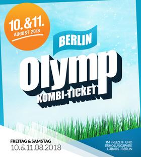 Bild: Kombiticket 90er Olymp + SchlagerOlymp Berlin
