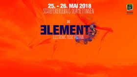 Bild: Elements Festival 2018 - VIP Tages Ticket Freitag & Samstag (limitiert)