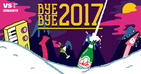 Bye Bye 2017 - Live: Fayzen, Schafe & Wölfe, Empire Escape, Der Tante Renate