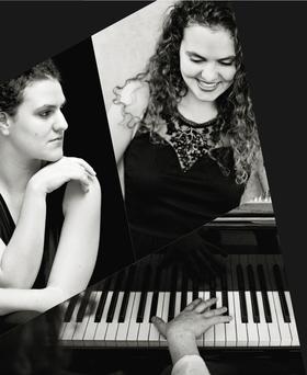 Bild: Spannungen zu Gast bei schrit_tmacher - Ein Klavierabend mit Danae und Kiveli Dörken