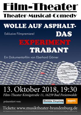 Bild: Wolle auf Asphalt- Das Experiment Trabant - Filmpremiere!