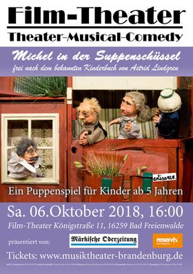 Bild: Michel in der Suppenschüssel - Gastspiel!