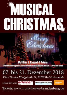 Bild: Musical Christmas 2018 - Eine Weihnachtsgala mit den schönsten Musical & Christmas Songs