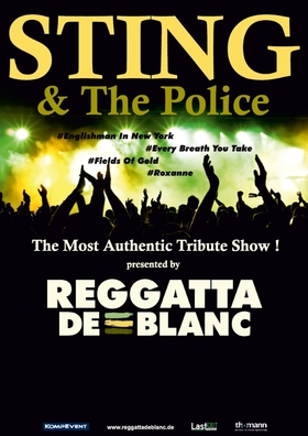 Bild: REGGATTA DE BLANC - a tribute to THE POLICE & STING