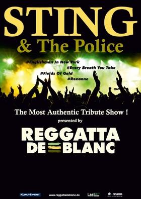 Bild: REGGATTA DE BLANC - a tribute to THE POLICE & STING