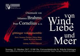 """Bild: Chorkonzert """"Von Wind, Liebe und Meer"""""""