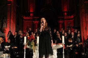 Bild: Advents-Konzert mit GOLDEN HARPS Gospel Choir - Im Rahmen der Jubiläums-Tour