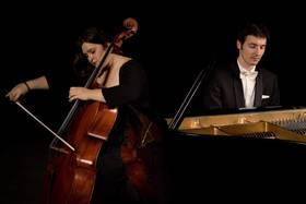Bild: Sebastian Salvaterra Klavier, Marion Platero Violoncello