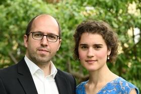 """Bild: Klavierduo-Abend mit Christine und Stephan Rahn - """"Zauber der Transkription"""""""