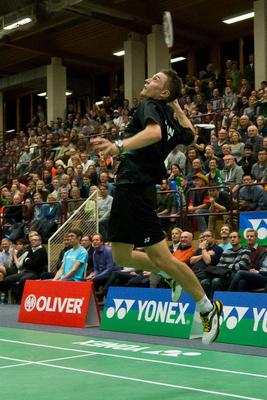 Bild: Badminton-Länderspiel Deutschland - Polen - Europäische Spitzenklasse pur und hautnah