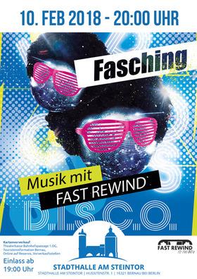 Bild: FASCHING 2018 - Zurück in die 80er