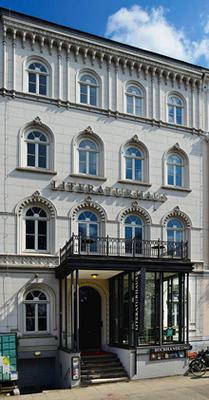 Literaturhaus Hamburg 2017 - Jonas Lüscher und Julia Weber