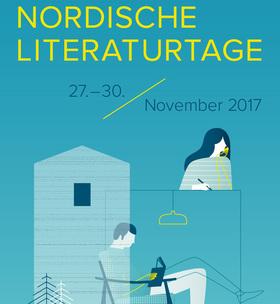 Literaturhaus Hamburg 2017 - Einar Kárason und Jón Gnarr