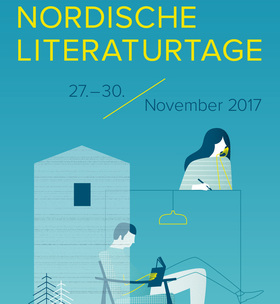 Literaturhaus Hamburg 2017 - Mich Vraa und Carsten Jensen
