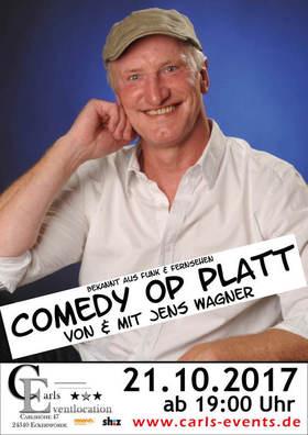 Bild: Comedy op Platt - Von & Mit Jens Wagner